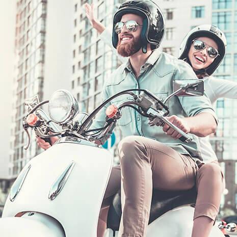seguro moto flexible axa