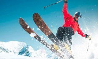 seguro viajes esqui premium