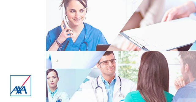 telefono autorización médica Axa