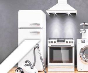seguro hogar con averías electrodomésticos