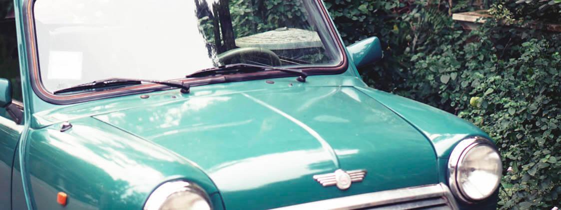 seguro vehículo clásico