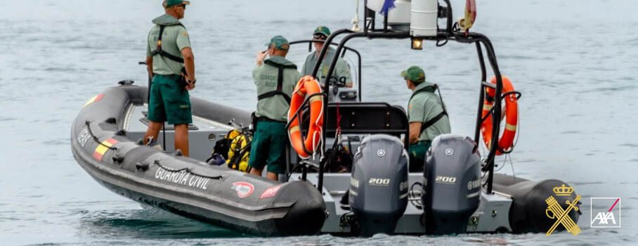 seguro vida Axa guardias civiles