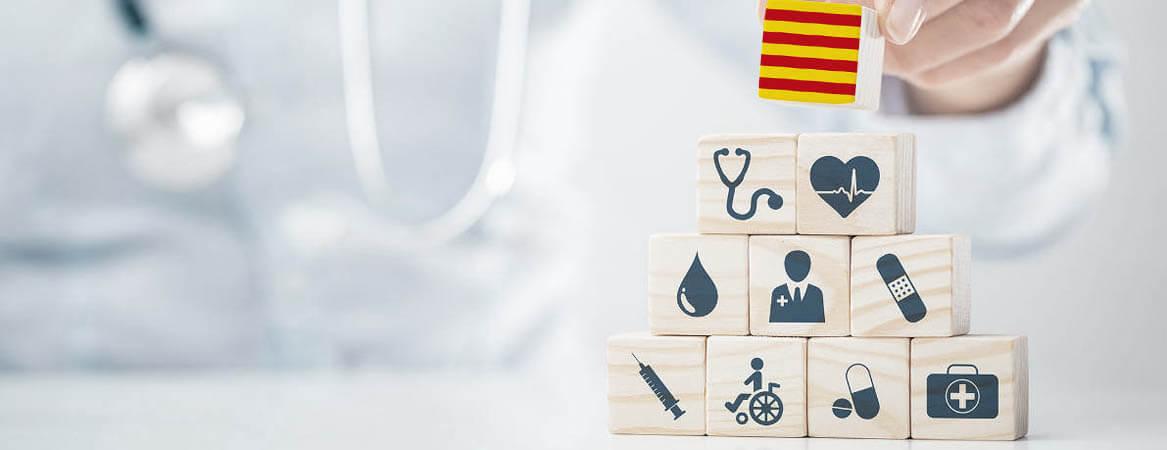 seguros de salud en Cataluña