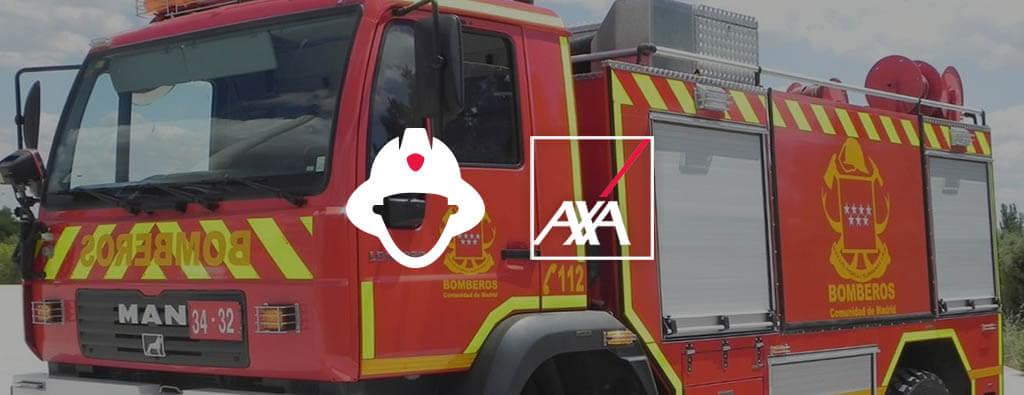 seguro de vida para bomberos de Axa